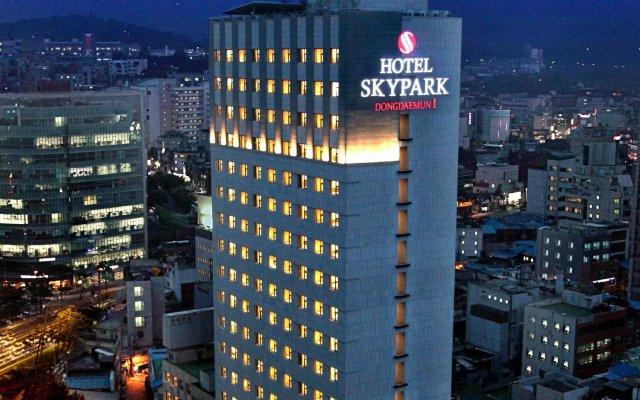 Hotel Skypark Dongdaemun I вид на фасад
