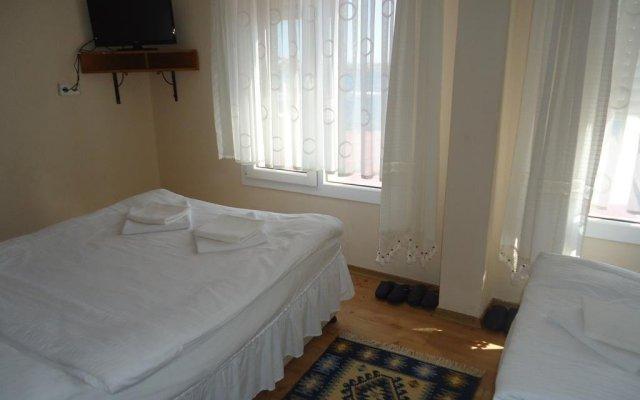 Отель Bells Motel комната для гостей