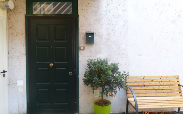 Отель Casa di Lidia вид на фасад