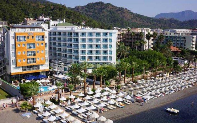 Cettia Beach Resort Турция, Мармарис - отзывы, цены и фото номеров - забронировать отель Cettia Beach Resort онлайн вид на фасад