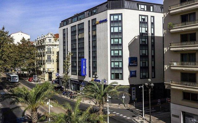 Отель Novotel Suites Cannes Centre вид на фасад