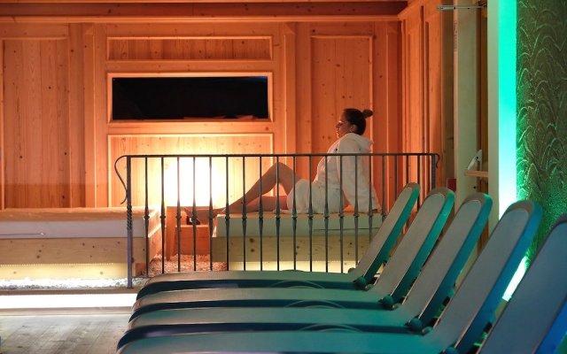 Отель Vidor Resort Долина Валь-ди-Фасса вид на фасад