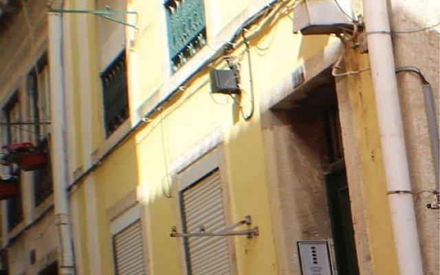Отель Travessa do caracol вид на фасад