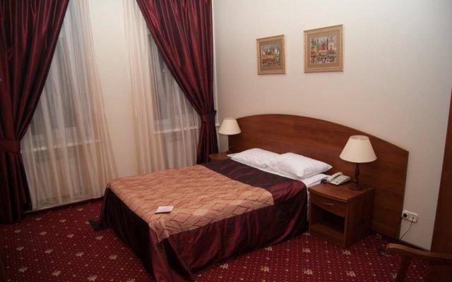 Гостиница Частная резиденция Богемия комната для гостей