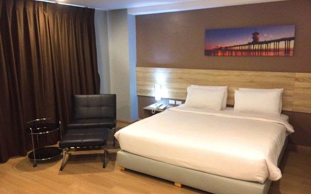 Отель Narra Hotel Таиланд, Бангкок - 1 отзыв об отеле, цены и фото номеров - забронировать отель Narra Hotel онлайн комната для гостей