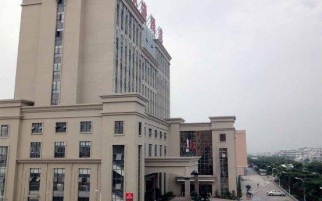 Dong Hai Hotel вид на фасад