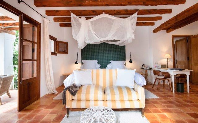 Отель Cas Gasi Испания, Санта-Инес - отзывы, цены и фото номеров - забронировать отель Cas Gasi онлайн комната для гостей