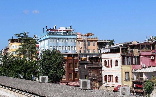 Ararat Hotel Турция, Стамбул - 1 отзыв об отеле, цены и фото номеров - забронировать отель Ararat Hotel онлайн вид на фасад