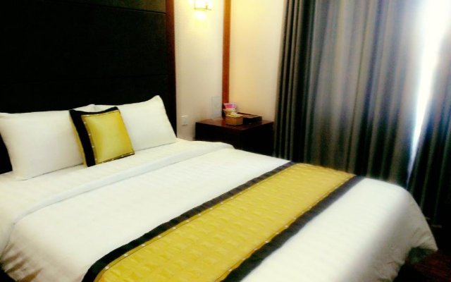 Tea Hotel Hanoi комната для гостей