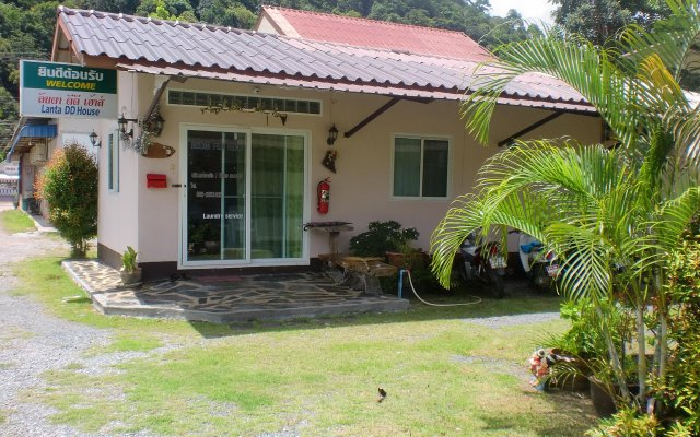 Отель Lanta DD House вид на фасад