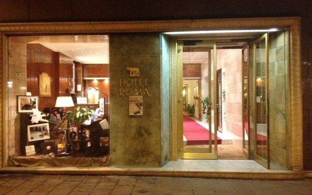 Отель Roma Италия, Болонья - отзывы, цены и фото номеров - забронировать отель Roma онлайн вид на фасад