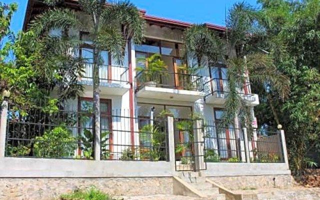 Отель Vista Villa Kapuru вид на фасад
