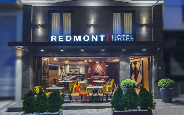 Redmont Hotel Nisantasi вид на фасад