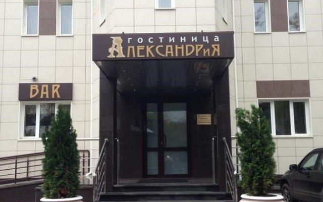 Гостиница Александрия в Нижнем Новгороде отзывы, цены и фото номеров - забронировать гостиницу Александрия онлайн Нижний Новгород вид на фасад