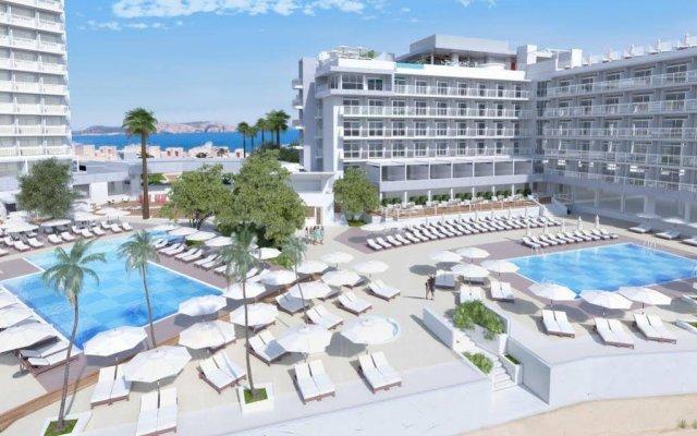 Amare Beach Hotel Ibiza бассейн