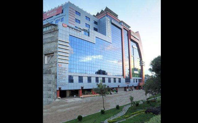 Отель Indreni Himalaya Непал, Катманду - отзывы, цены и фото номеров - забронировать отель Indreni Himalaya онлайн вид на фасад