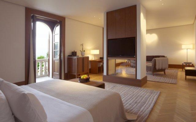 Отель Aman Sveti Stefan комната для гостей