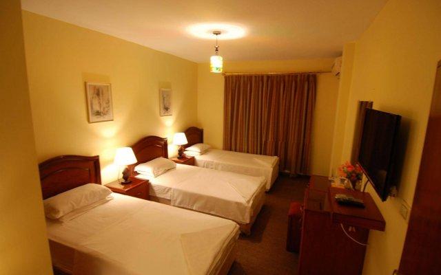 Отель Al Rashid Hotel Иордания, Вади-Муса - отзывы, цены и фото номеров - забронировать отель Al Rashid Hotel онлайн комната для гостей