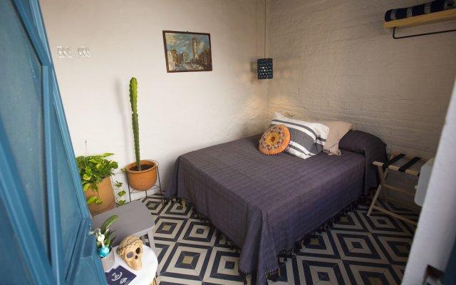 Отель Casa Blanco by Barrio Mexico Мексика, Гвадалахара - отзывы, цены и фото номеров - забронировать отель Casa Blanco by Barrio Mexico онлайн комната для гостей