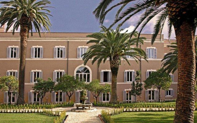 Kolbe Hotel Rome вид на фасад