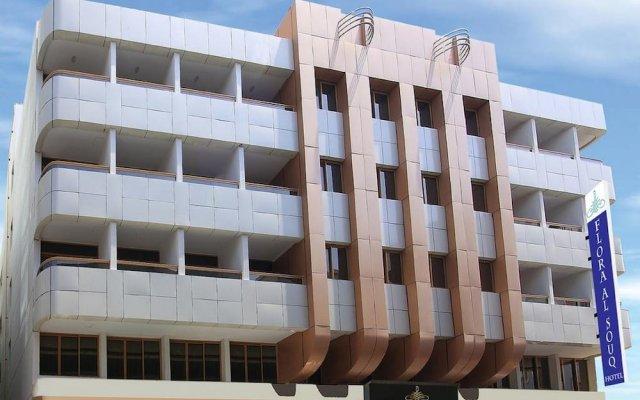 Florida Al Souq Hotel вид на фасад