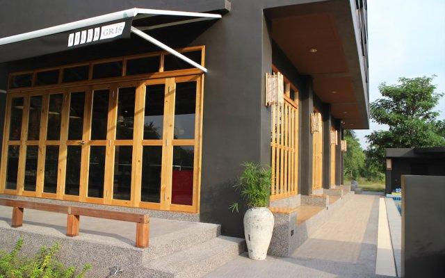 Отель Villa Gris Pranburi Таиланд, Пак-Нам-Пран - отзывы, цены и фото номеров - забронировать отель Villa Gris Pranburi онлайн вид на фасад