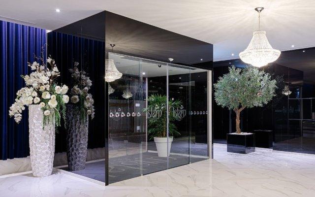 Hotel Cristal Porto вид на фасад