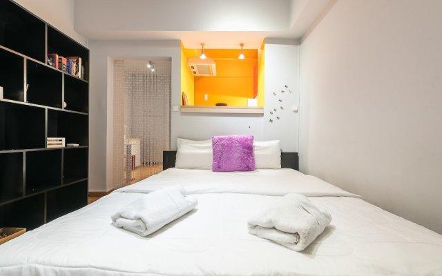 Отель Cozy Athenian Apartment Греция, Афины - отзывы, цены и фото номеров - забронировать отель Cozy Athenian Apartment онлайн комната для гостей