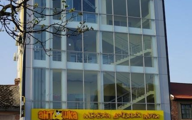 City Hostel Panorama вид на фасад