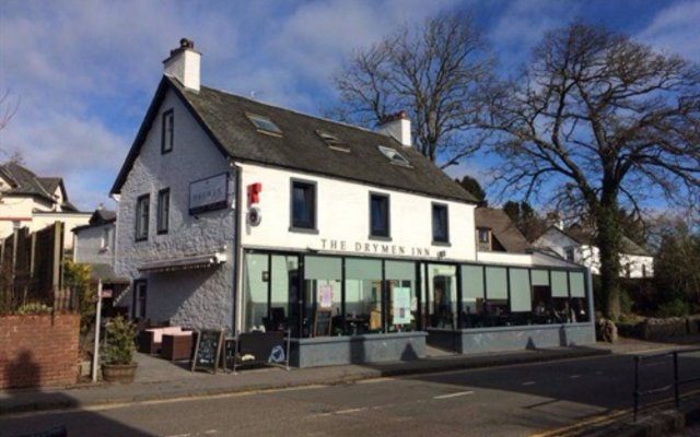 Отель The Drymen Inn вид на фасад