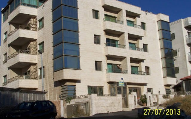 Отель Askadenya Apartments Иордания, Амман - отзывы, цены и фото номеров - забронировать отель Askadenya Apartments онлайн вид на фасад