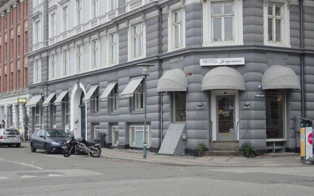 Hostel Jørgensen вид на фасад