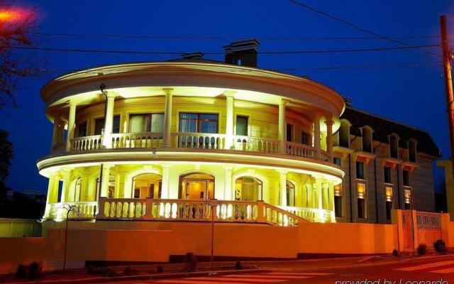 Гостиница Променада вид на фасад
