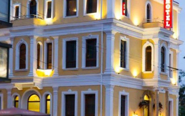 Отель Bulair Болгария, Бургас - отзывы, цены и фото номеров - забронировать отель Bulair онлайн вид на фасад