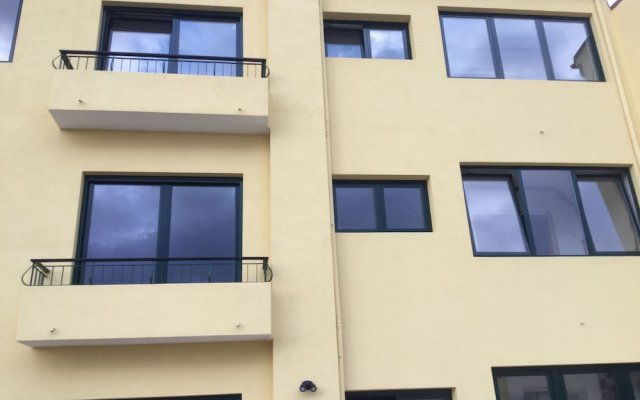 Апартаменты Music House Apartment Порту вид на фасад