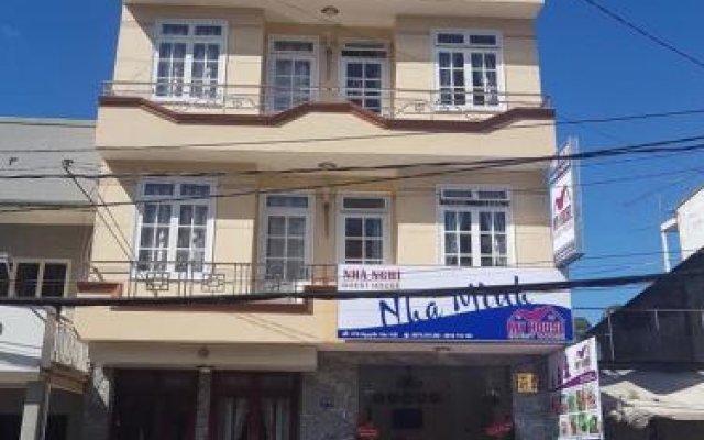 Thao Tri Giao Hotel Далат вид на фасад
