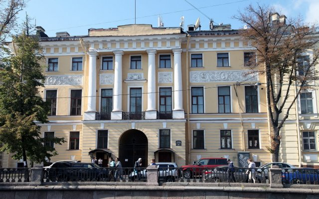 Lion Bridge Hotel Park вид на фасад