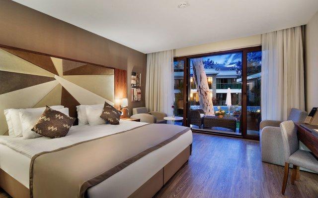 Nirvana Lagoon Villas Suites & Spa Турция, Бельдиби - 3 отзыва об отеле, цены и фото номеров - забронировать отель Nirvana Lagoon Villas Suites & Spa онлайн комната для гостей