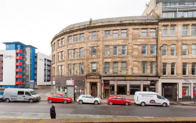 Отель Luxury Traditional Tenement Великобритания, Глазго - отзывы, цены и фото номеров - забронировать отель Luxury Traditional Tenement онлайн вид на фасад