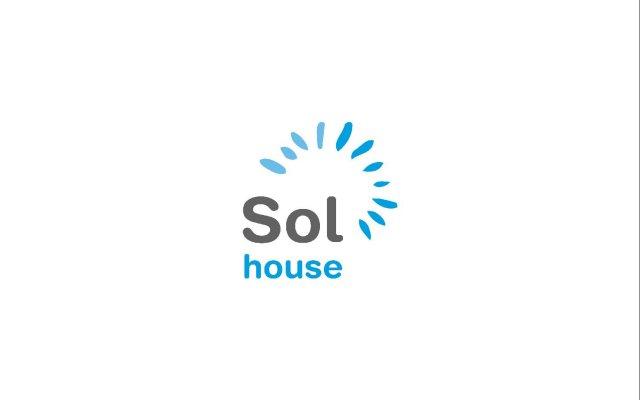 Отель Sol House Costa del Sol вид на фасад