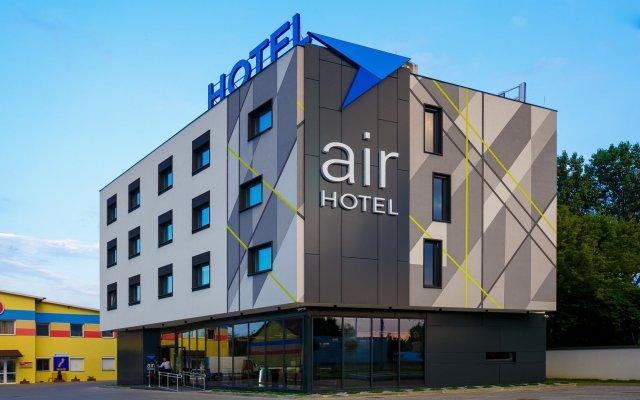 Air Hotel вид на фасад