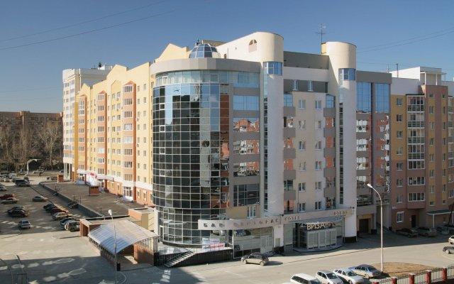 Гостиница Визави вид на фасад