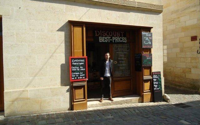 Отель Logis Andraud Studios Франция, Сент-Эмильон - отзывы, цены и фото номеров - забронировать отель Logis Andraud Studios онлайн вид на фасад
