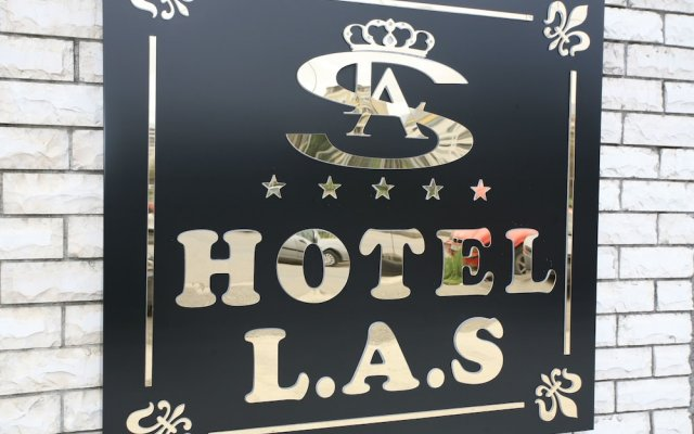 Hotel Boutique Las вид на фасад