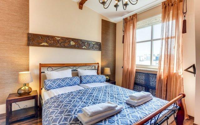 Апартаменты Lion Apartments -Colonial Сопот комната для гостей