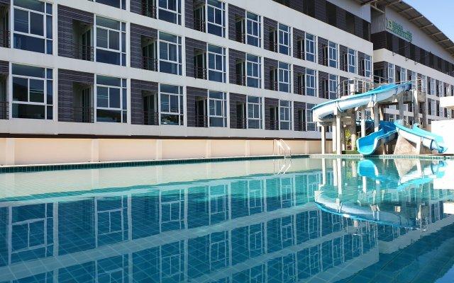 Отель Glory Place Hua Hin вид на фасад