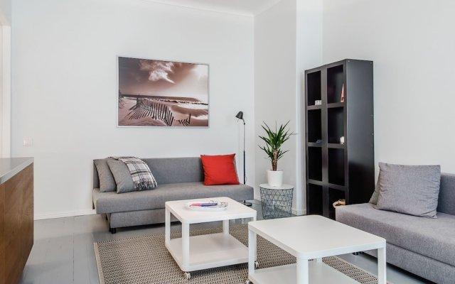 Отель Helsinki South Central Apartments Финляндия, Хельсинки - отзывы, цены и фото номеров - забронировать отель Helsinki South Central Apartments онлайн комната для гостей