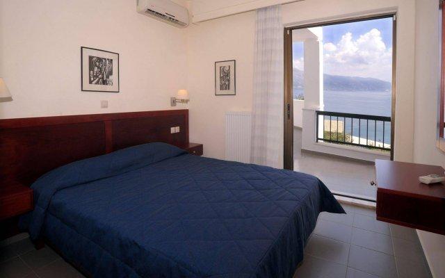 Отель Nikolaos House комната для гостей