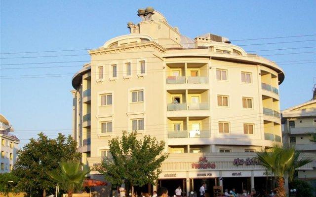 Motto Premium Hotel&Spa Мармарис вид на фасад
