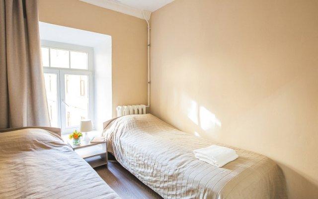 Отель Меблированные комнаты Рус на Московском Санкт-Петербург комната для гостей